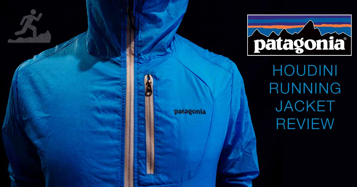 Running Jacket – The Houdini from Patagonia